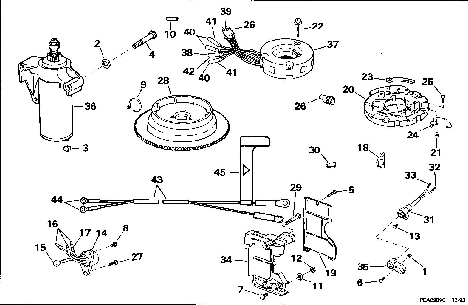 Evinrude 65 Wiring Diagram