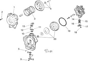 Replacement Fuel Pump  Premix Fuel  Oil Accessories for
