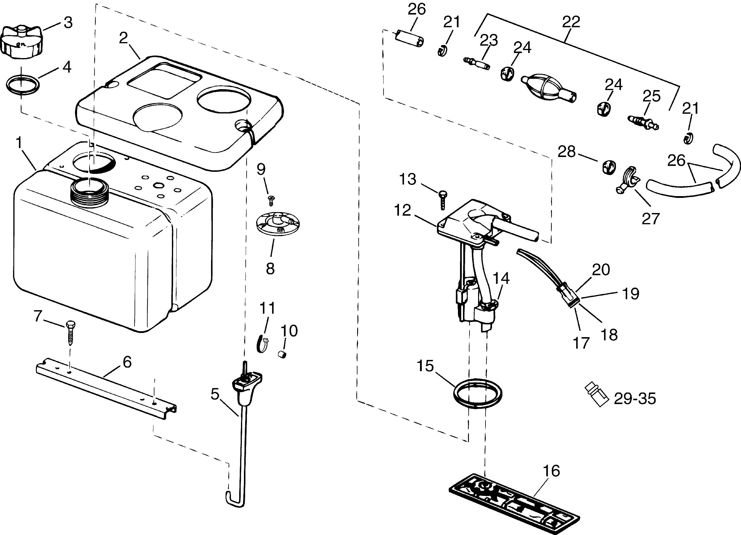Evinrude Engine Oil