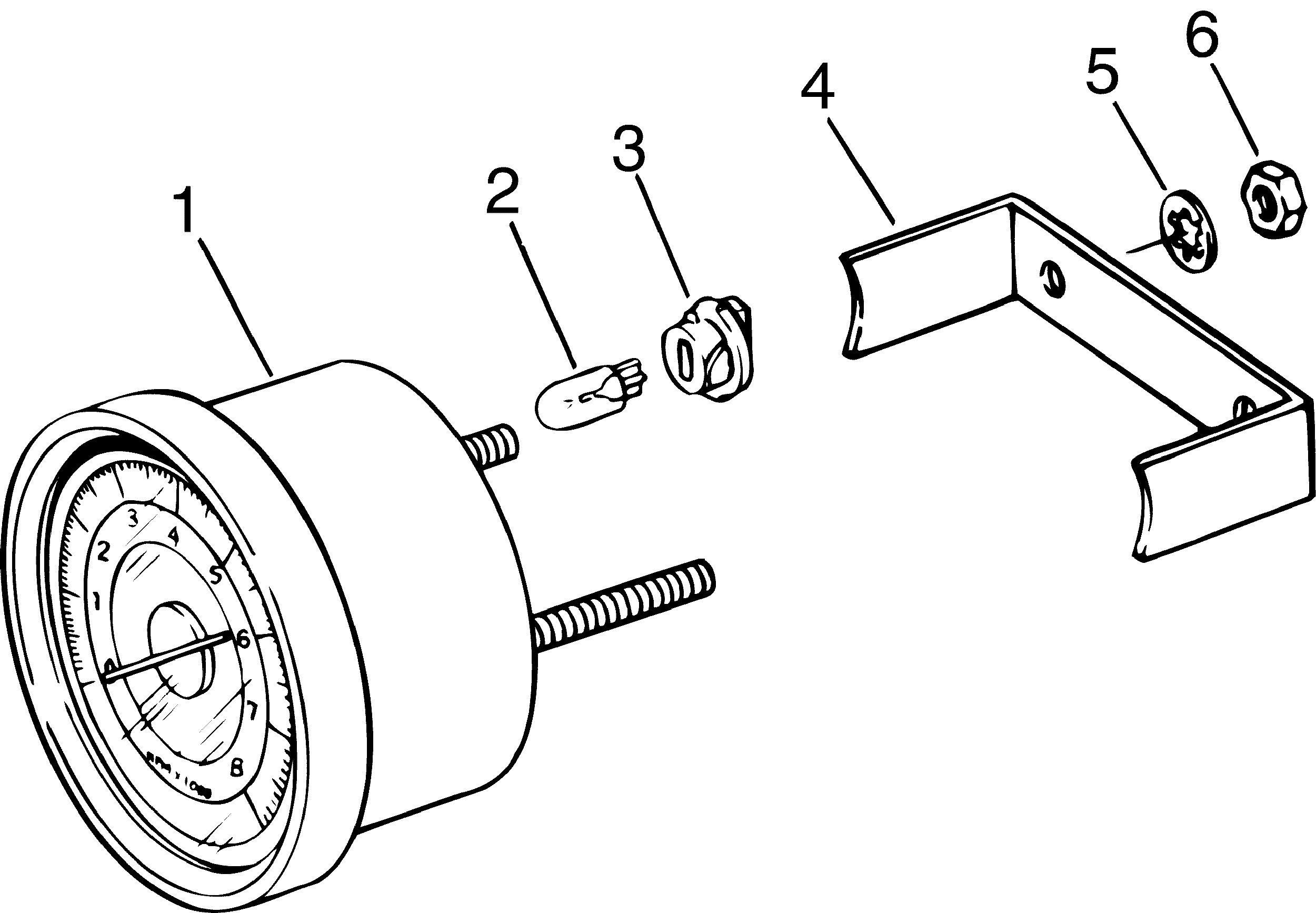 Tachometer Kits
