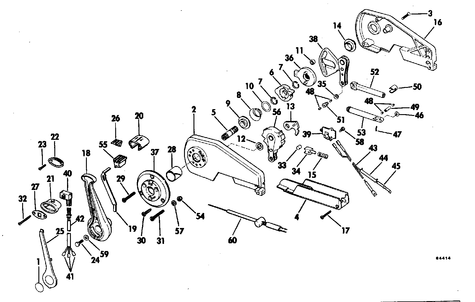 Omc Remote Control Parts Diagram | Wiring Diagram Database