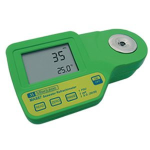Milwaukee Digital Refractometer - in stock at Marine Fish Shop