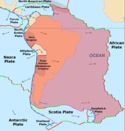 Peru - Şili Siper