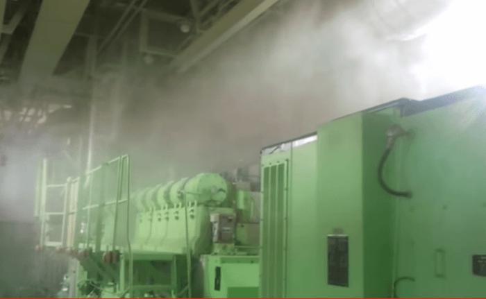 Mist Cooling System