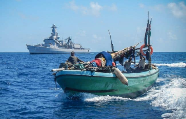 New Tasks To Reinforce EU NAVFOR's Counter-Piracy Core Responsibilities