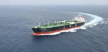 File MHI-built LPG carrier: Photo MHI