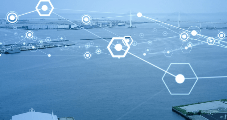 Shipping port cybersecurity