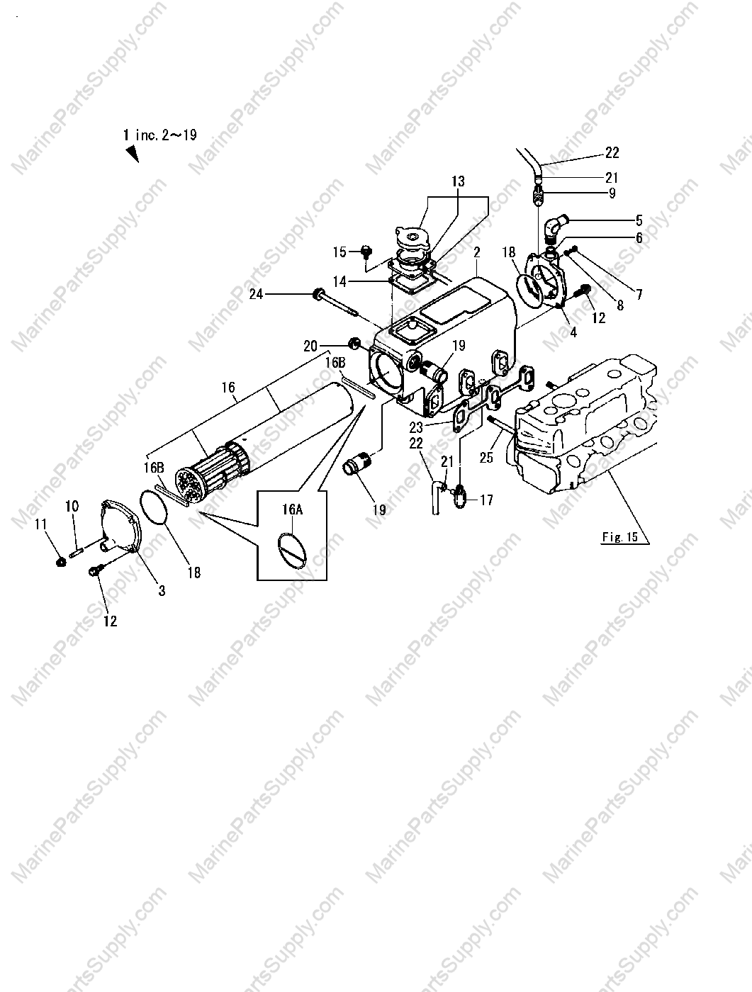 1006 8l 01 powerstroke fuel bowl rebuild fuel filter canister additionally 128270 11310 500x500 moreover evo electricalsystem yanmar 2gm20 parts diagram