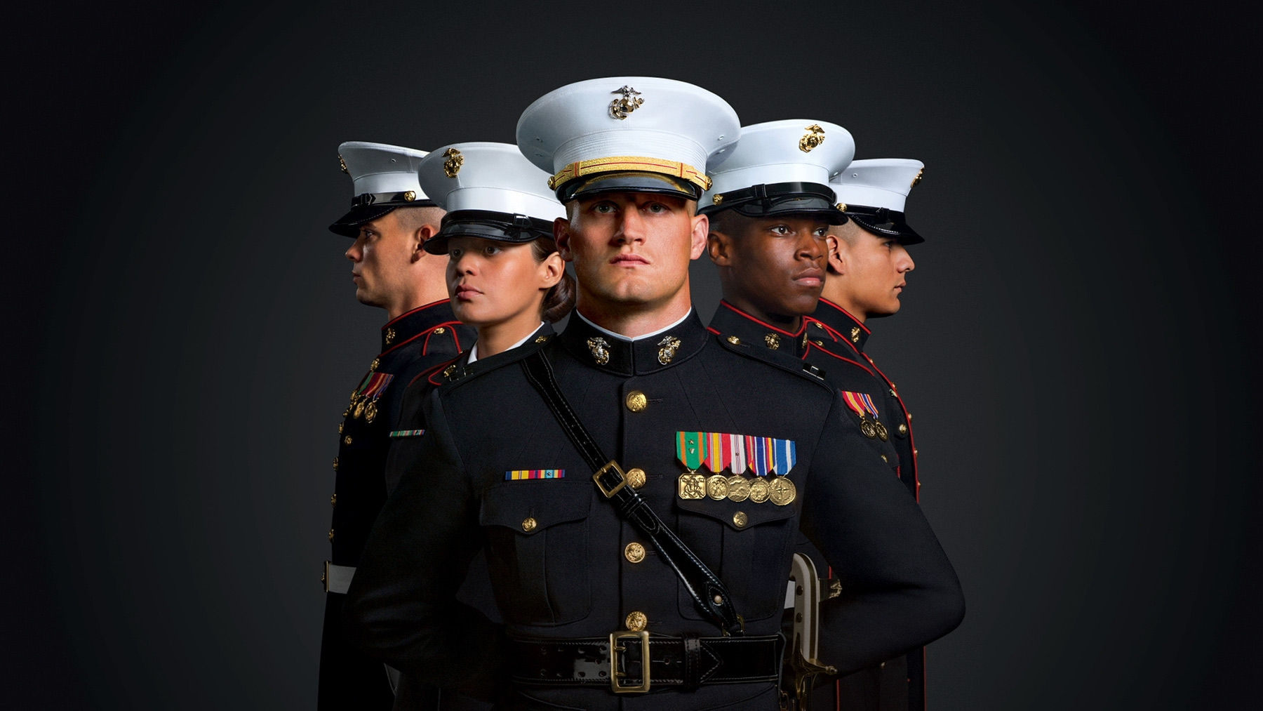 Honor Core Medal Marine