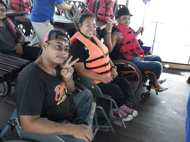 Disabled Sailing Thailand Inaugural Cruise A Huge Success