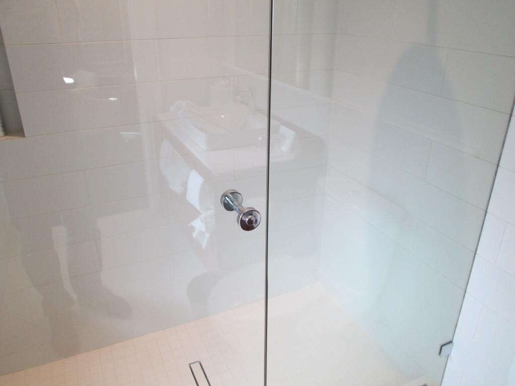 Custom Hotel Glass Shower Doors Ot Glass