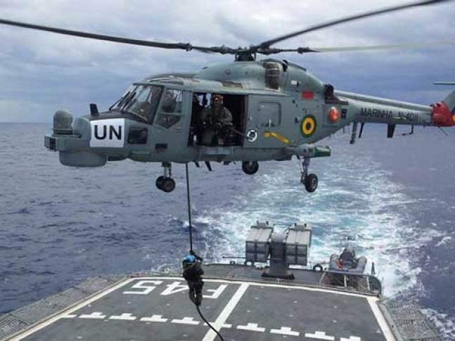 Marinha recorda o Jubileu de Ouro das Aeronaves Lynx   Marinha do Brasil
