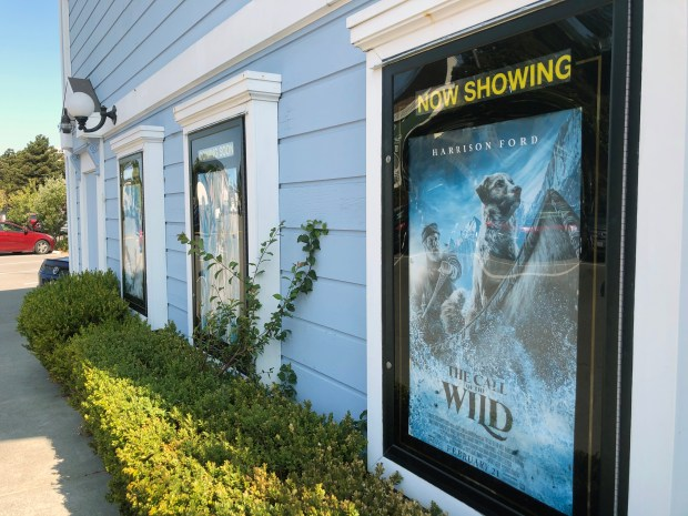 Movie Theater Outside Posters
