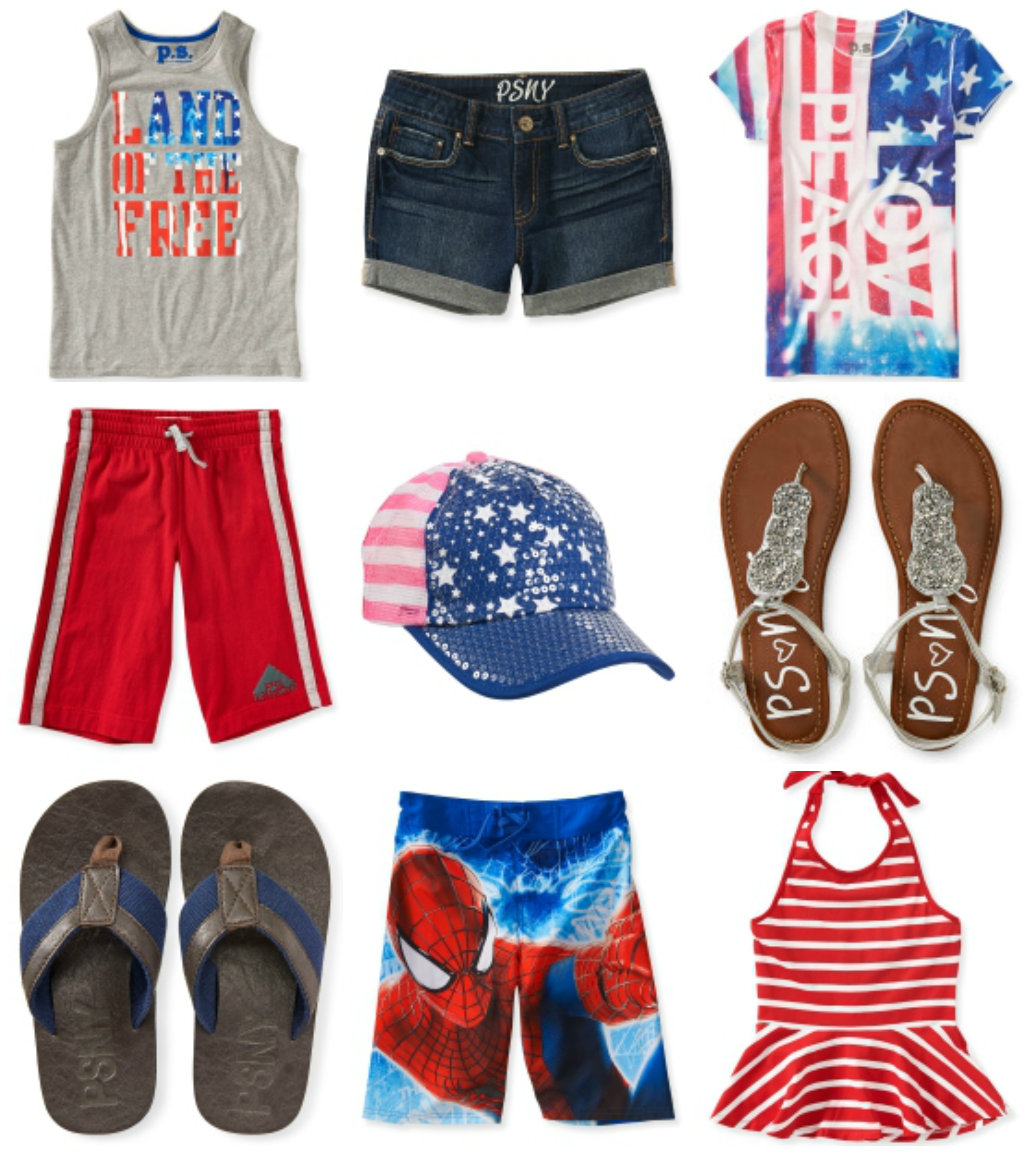 Kids Summer Style With P S From Aeropostale Sunday