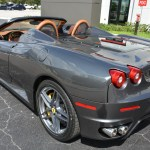 Used 2008 Ferrari F430 Spider For Sale 127 900 Marino Performance Motors Stock 159414
