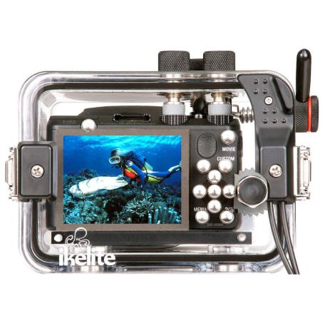 Camera as an example. Not included in the scope of delivery.