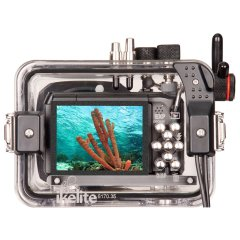Ikelite 6170.35 Underwater Housing for Panasonic Lumix ZS35 TZ55