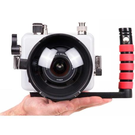 Ikelite 6970.03 (camera and handle as an example. Not supplied)