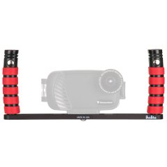 Ikelite 9523.64 Tray with Dual Quick Release Handles for Compact and Mirrorless Housings