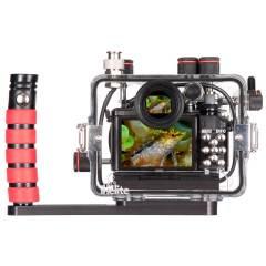 Ikelite 6950.12 200DLM/A Underwater TTL Housing for Olympus OM-D E-M10 Mark II
