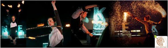 Erlebe die etwas andere Feuer Tanz Show bei Mario Mannhaupt!