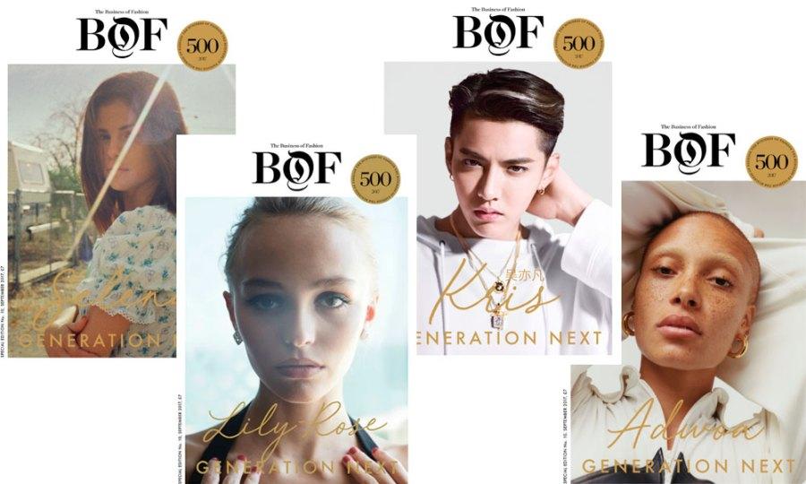 Los 500 influyentes de BOF