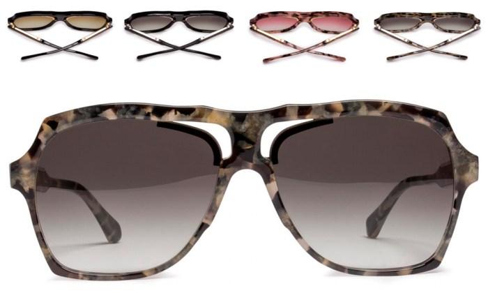 Para verte mejor&#8230; <br>Angel Sanchez: eyewear collection