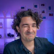 Mario Carvajal, fotógrafo colombiano, especializado en imágenes para la realidad virtual (VR).