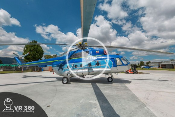 Helicóptero Ruso MI8MTV-1