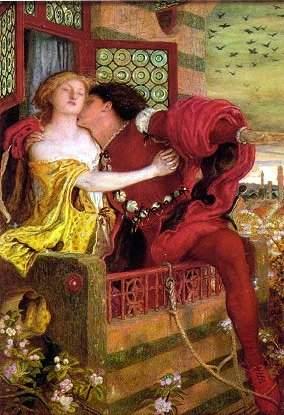 Romeo Et Juliette Shakespeare La Scene Du Balcon Acte Ii Scene 2 Techniques D Expression Et De Communication Cours De Cinquieme