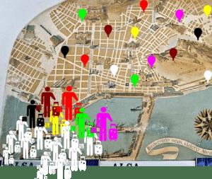 la psicogeografía como recurso de urbanismo