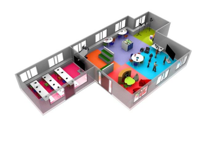 Il Future Classroom Lab di Bruxelles