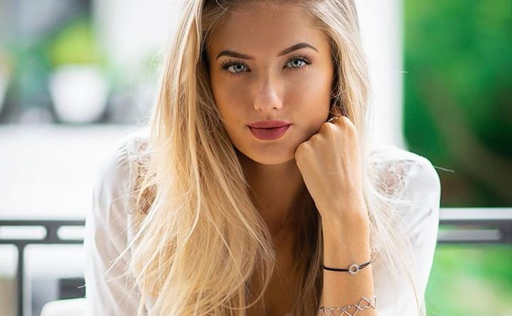 """Se una top-model fa la velocista (e viceversa): il """"caso"""" Alica Schmidt"""