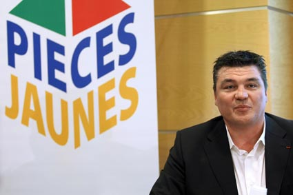 CONFERENCE DE PRESSE DE LANCEMENT DE L' OPERATION PIECES JAUNES 2008 (19 IEME EDITION)