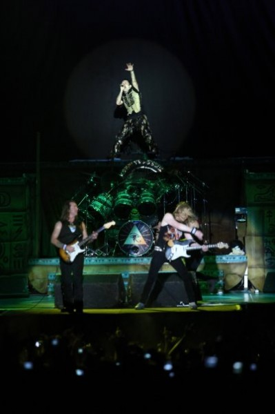 Iron Maiden - Autodromo de Interlagos