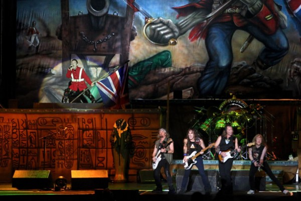 Iron Maiden - Autodromo de Interlagos