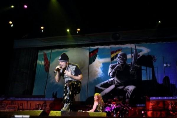Iron Maiden - Praça da Apoteose (Sambodromo)