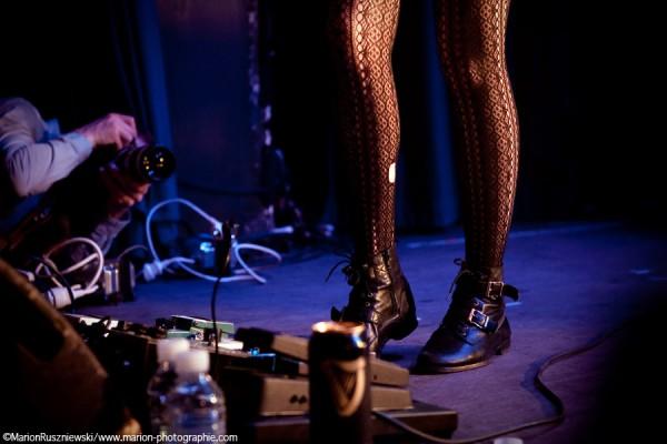 Dum Dum Girls - Festival Les Femmes S'en Mêlent 2012