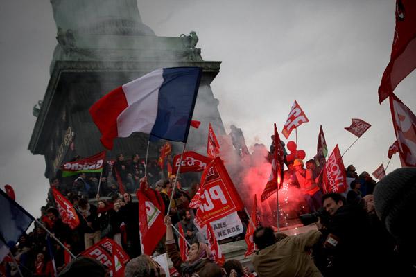 PrŽésidentielles 2012 - Front de Gauche