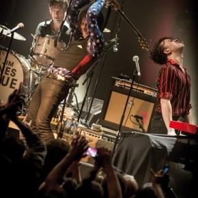The Jim Jones Revue, La Cigale, Paris, 3/05/2013