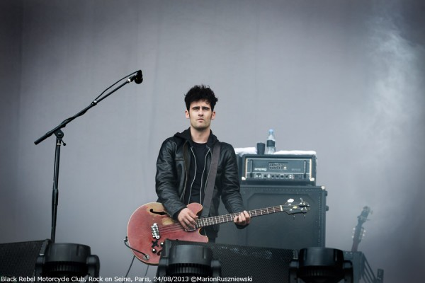 Black Rebel Motorcycle Club, Rock en Seine