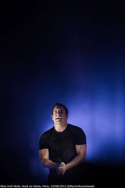 Nine Inch Nails, Rock en Seine