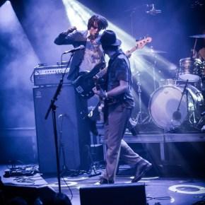 Festival des Inrocks, La Cigale, Paris, 14/11/2014