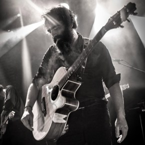 The Limiñanas, La Maroquinerie, Paris, 9/10/2015