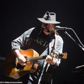 Neil Young, Bercy, Paris, 23/06/2016