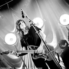 Courtney Barnett, Le Bataclan, Paris, 9/06/2018