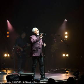 Tom Jones, Salle Pleyel, Paris, 28/06/2019