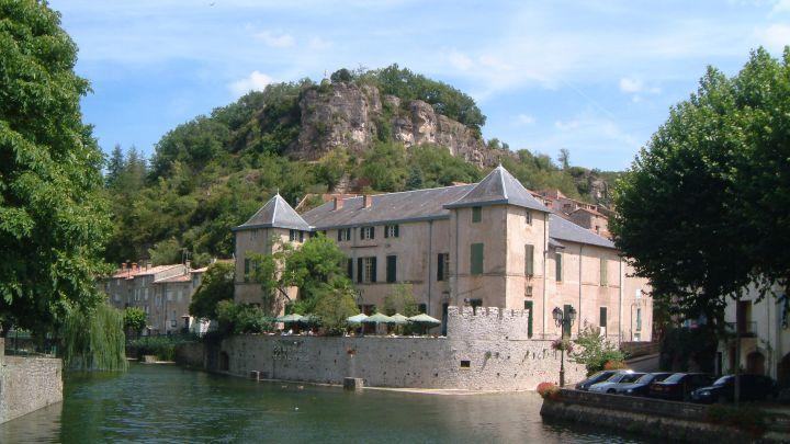 Restaurant Château de Lunas