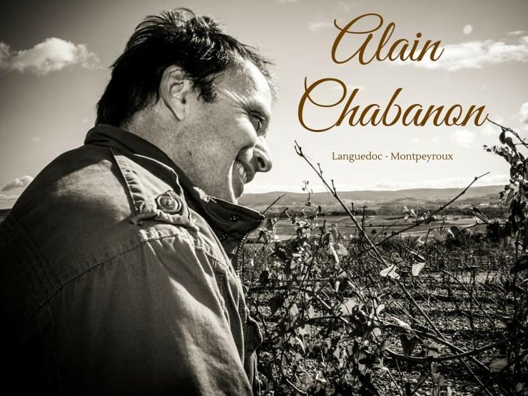 Alain Chabanon languedoc montpeyroux