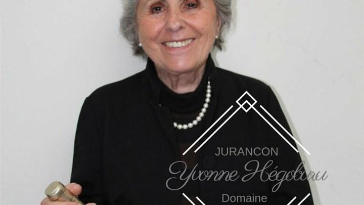 Wine producer: Yvonne Hégoburu, Jurançon Domaine de Souch